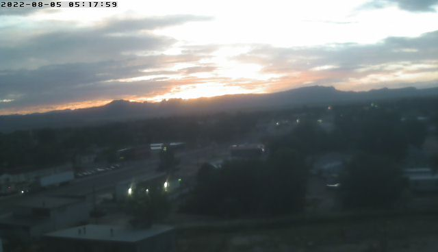 Green River Weather Camera