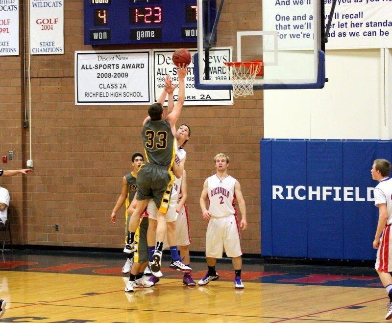 Emery Spartans v Richfield *Photo Gallery* – ETV News